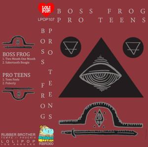Boss Frog Pro Teens