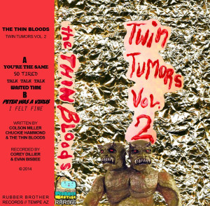 The Thin Bloods Twin Tumors Vol 2