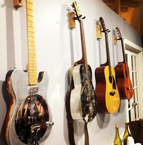 allred guitars