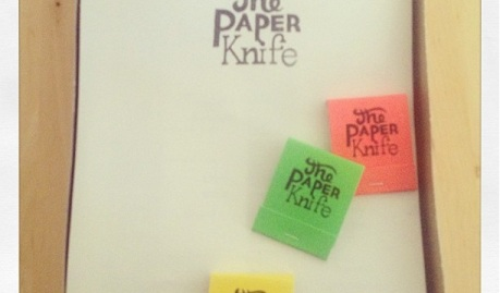 The Paper Knife Vol. 2