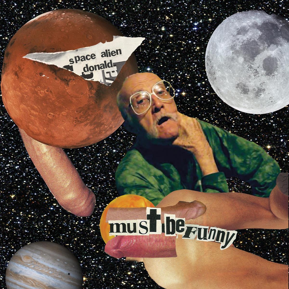 Space Alien Donald Arizona Music