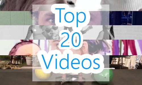 top 20 videos 00