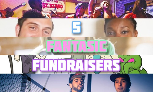 5 fantastic fundraisers title