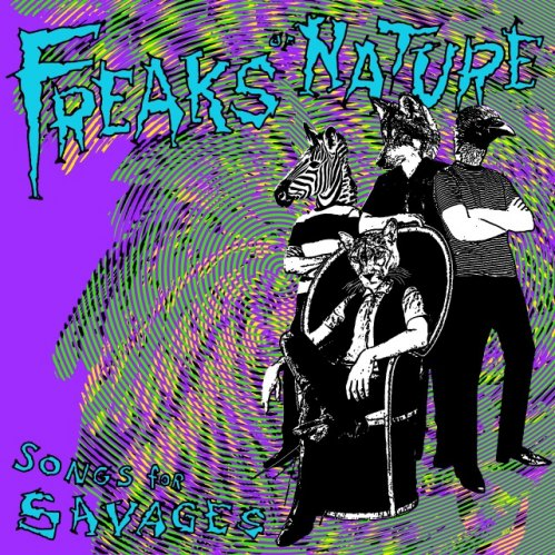 Freaks of Nature - YabYum Music & Arts - AZ Music Blog