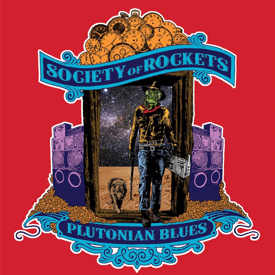 Society of Rockets - YabYum Music & Arts - AZ Music Blog