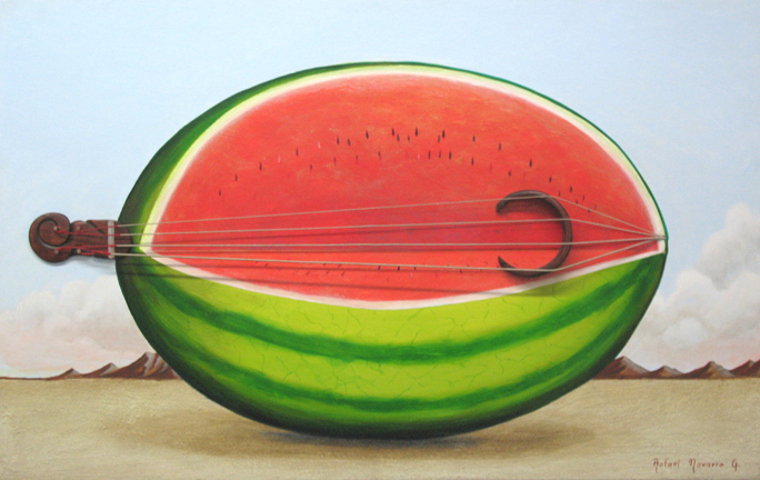 Navarro Sandia Bass
