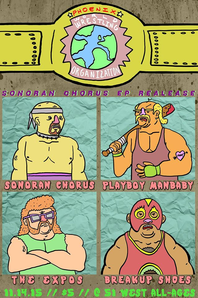 sonoran chorus flyer
