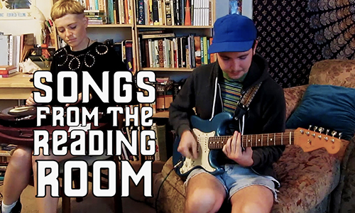 Songs From the Reading Room: Diners