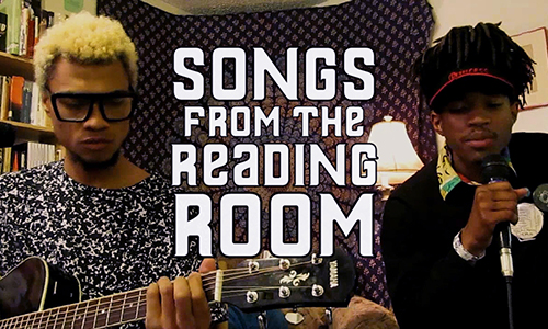 Songs From the Reading Room: Dadadoh and MC/DC