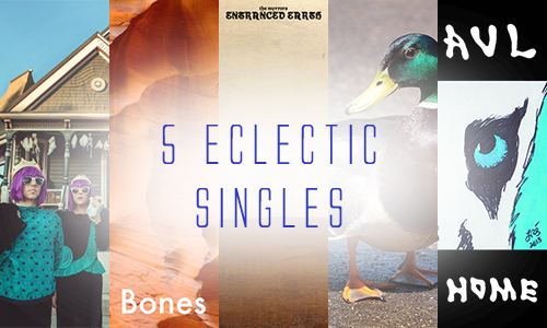 5 eclectic singles 00
