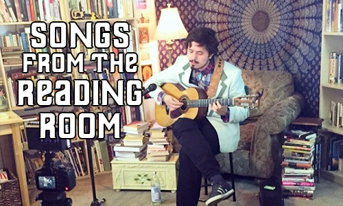 Songs From the Reading Room: The Hill in Mind