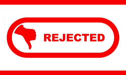 The Rejection Rundown