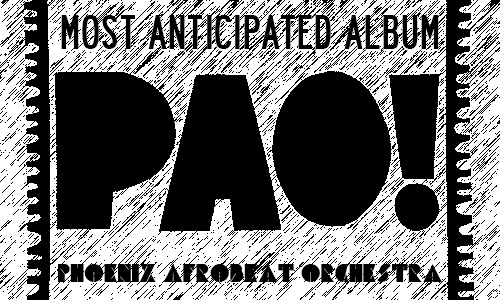 Most Anticipated Album: PAO! by Phoenix Afrobeat Orchestra