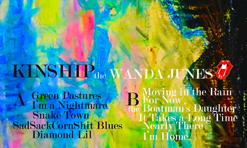 For the Record: Kinship by The Wanda Junes