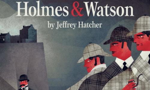 The ATC Presents Holmes & Watson