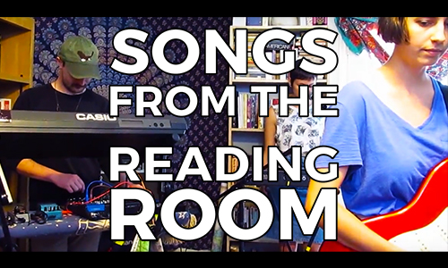 Songs from the Reading Room: koleżanka