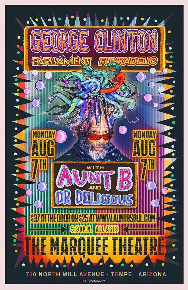 aunt b p-funk