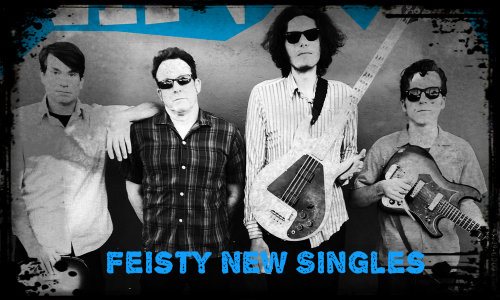 5 feisty New Singles 500