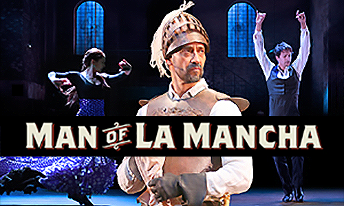 Man of La Mancha Lights Up the Herberger