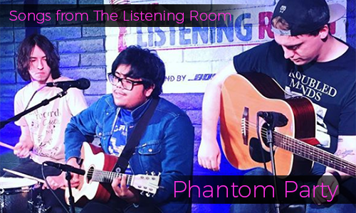 Songs from the Listening Room: Phantom Party