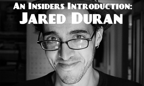 An Insider's Introduction: Jared Duran of Limited Engagement Podcast