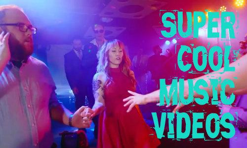 Cool Music Videos 500