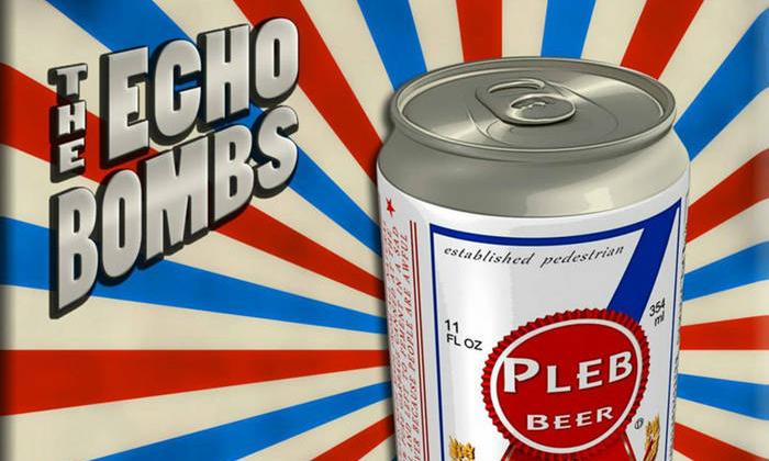 The Echo Bombs: Pleb [album review]