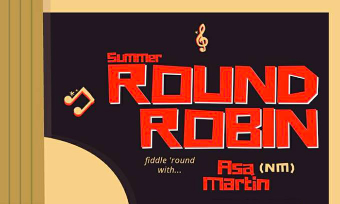 Summer Round Robin at The Trunk Space
