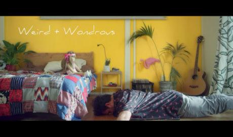 weird + wondrous Music Videos 700