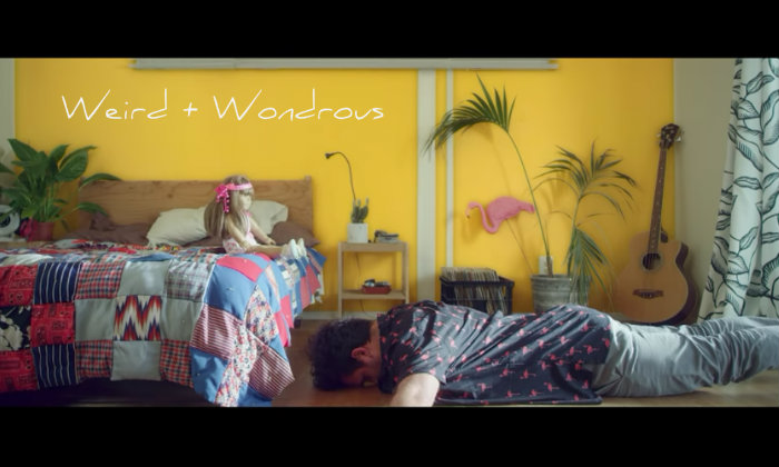 weird + wondrous Music Videos 700