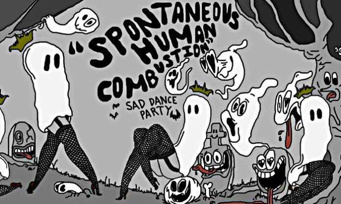 sad dance party 700