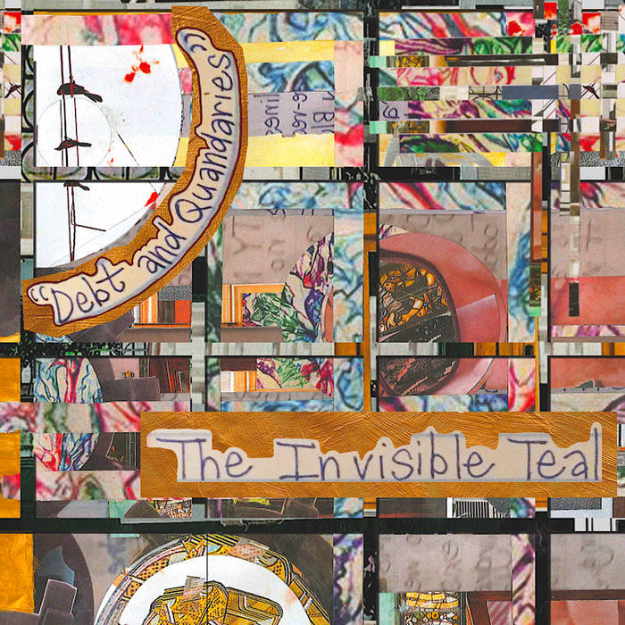 invisible teal cover