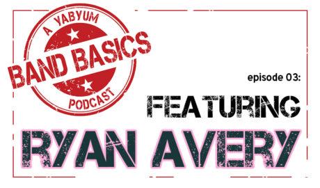 band basics ryan avery 700