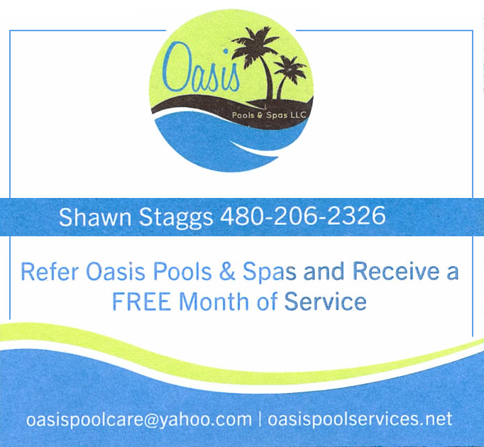 oasis pools and spas