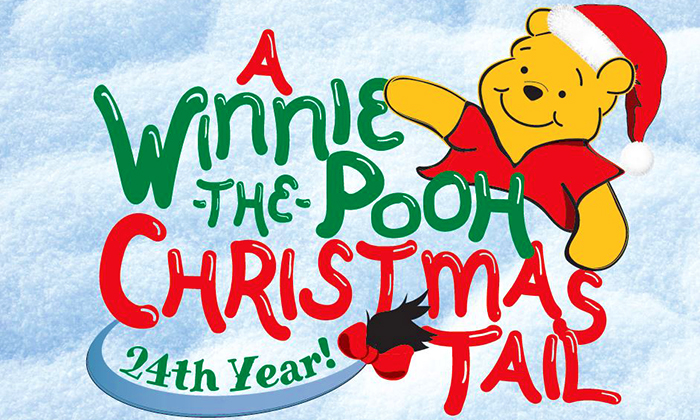 A Winnie-The-Pooh Christmas Tail 700