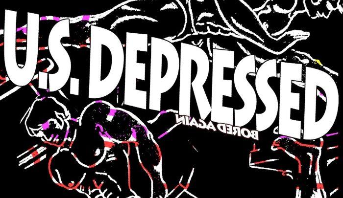 us depressed 700