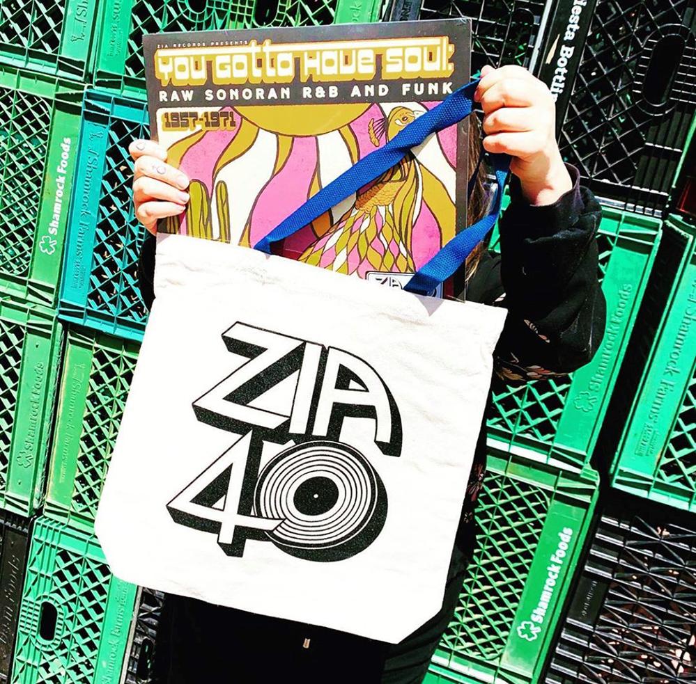 Zia Record's Celebrates 40th Anniversary