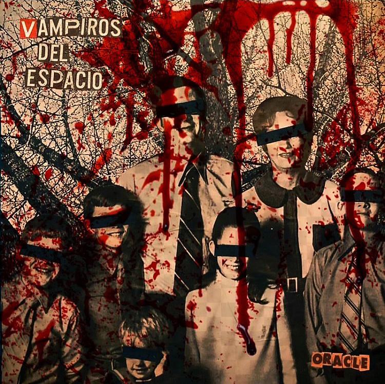 vampiros del espacio cover